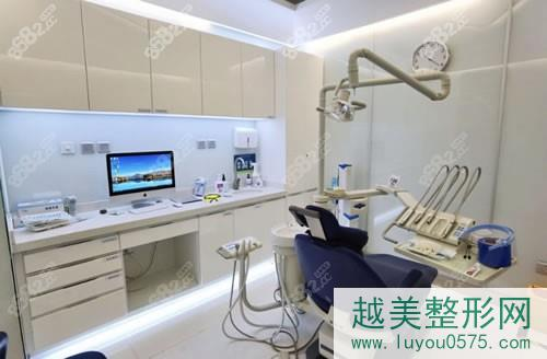 北京钛植口腔门诊口腔诊疗室